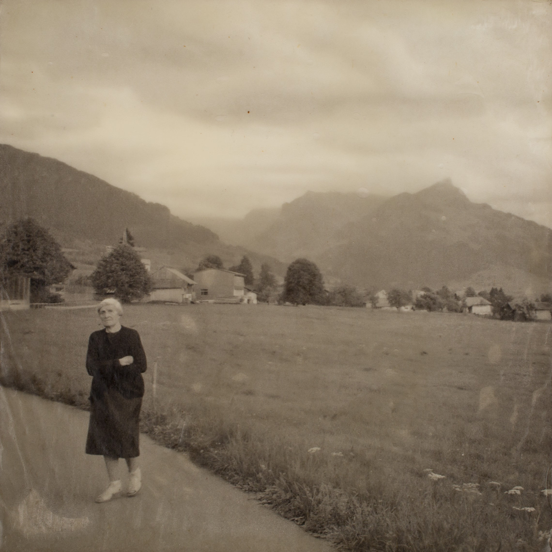 Switzerland, Woman